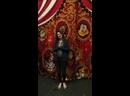 Габи Попова в гостях у шоу Гии Эрадзе «Бурлеск» цирк Ю.Никулина