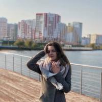Фотография Валерии Олейниковой