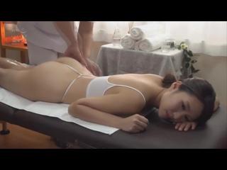 Dirty Masseur & Cheating Wife - massage Aoi
