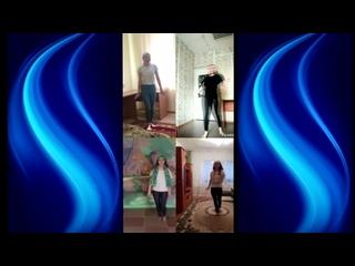 12. Студия восточного танца «Цветок жизни» (рук. И.В. Гоц), (А. Юндунова, В. Шахшаева, К. Ямпунова, Б. Абакаева) танец «Нубия»