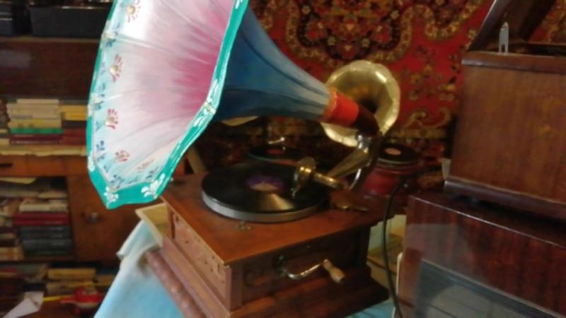 80--лет сражения на ХАЛХИН--ГОЛЕ.пластинка 1938 года. ПОХОДНАЯ.КИНГ.РЕКОРДС.CING RECORDS.