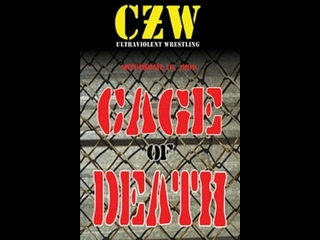 CZW Cage of Death 1