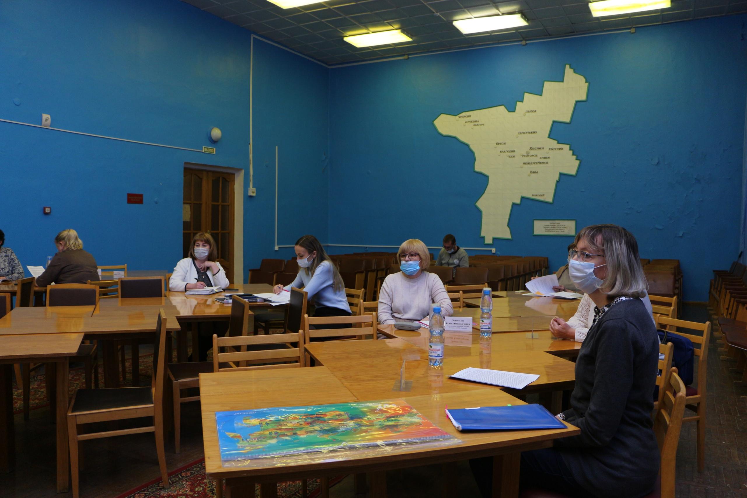 Удорский район готовится к Всероссийской переписи населения
