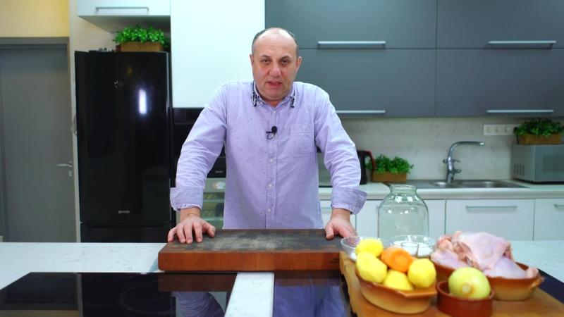 Как приготовить курицу В БАНКЕ? | 3 литра сочной еды.
