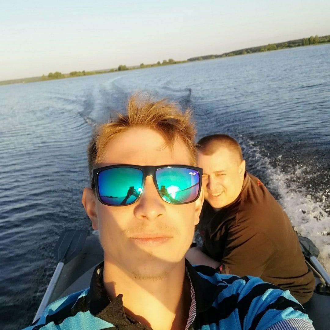 Илья, 26, Shar'ya