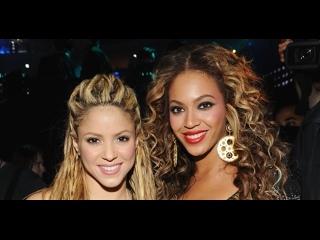Beyoncé  Shakira - Beautiful Liar (HDC Freemasons Club Edit)