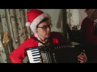 """""""Новогодний каламбур"""" от наших аккордеонистов!"""