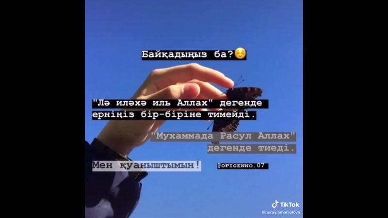 Көрініп Көріңіз өкінбейсіз