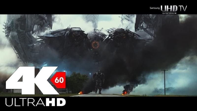 Samsung UHD TV - Transformers Age Of Extinction (2014) Movies Camera 4K Ultra HD 2160p 60FPS