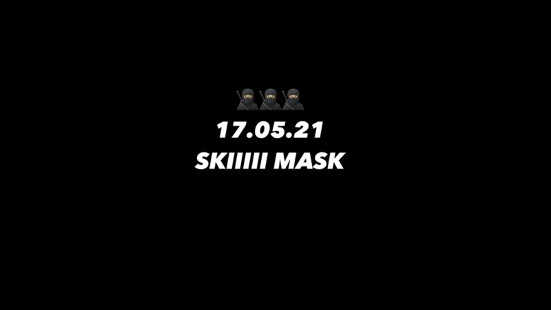 Ski mask snippet
