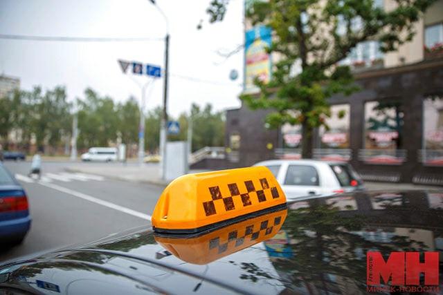 В марте столичные налоговики будут активно проверять таксистов
