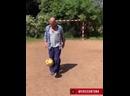 Instagram Эрик Кантона: тренировка в карантине 📷