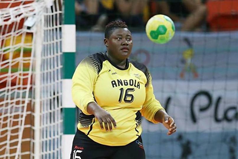 Главная звезда чемпионата мира — не Сагосен и не Хансен. Это гандбольный Шакил О'Нил из ДР Конго!, изображение №2