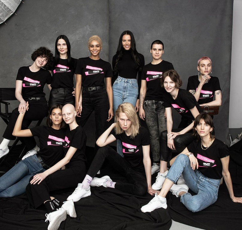 Инстаграм-аккаунты участниц реалити-шоу «Ты топ-модель на ТНТ»:
