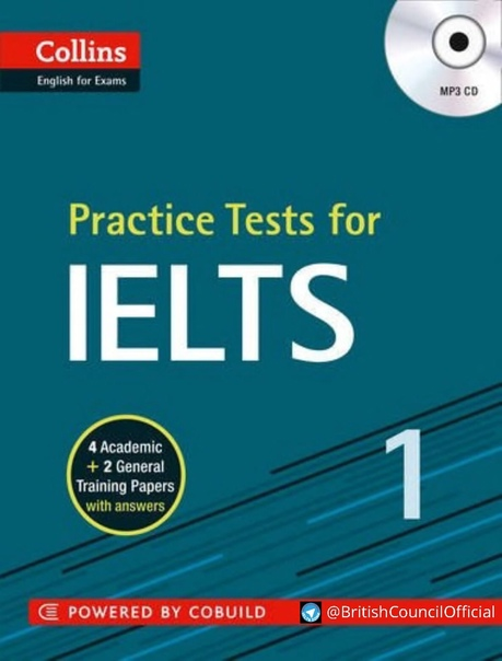 harper collins practice tests for ielts 1 with audio