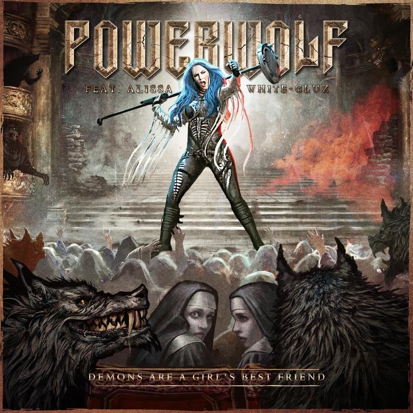 "Powerwolf, Joe Bonamassa, Machine Head и другие новинки в ""Саундчеке""."