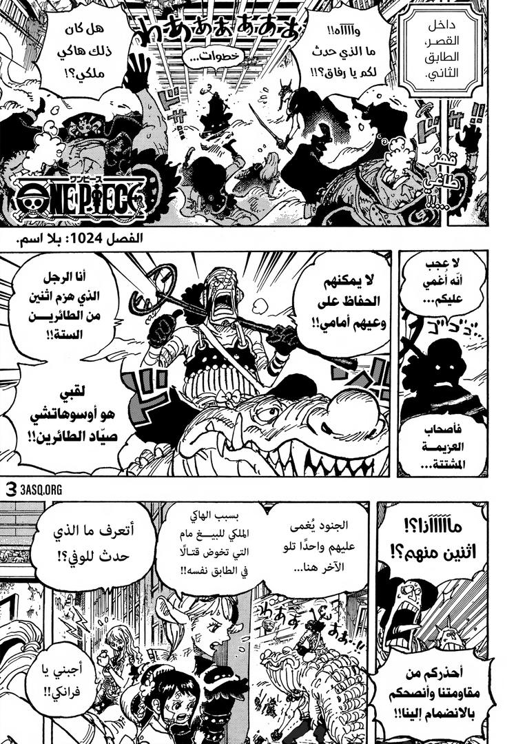 One Piece Arab 1024, image №3