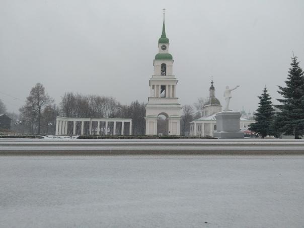 Снег в городе ❄ ❄❄---Фотографии Надежды Казаковой...
