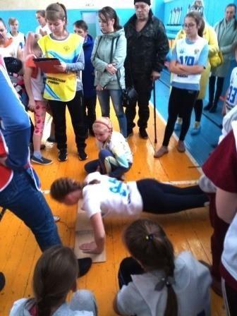 10 октября спортсмены спортивной школы участвовали...
