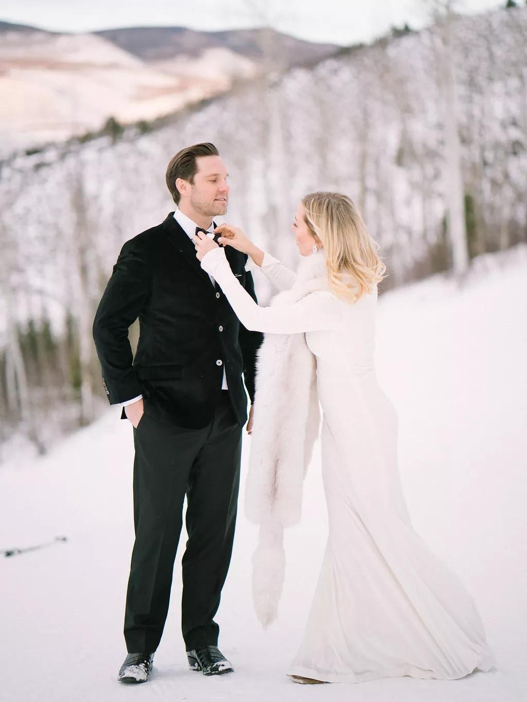 kFBd6pLOkq0 - Свадьба в зимнем стиле