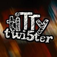 Логотип TITTY TWI5TER / Официальная Ритм-Секта