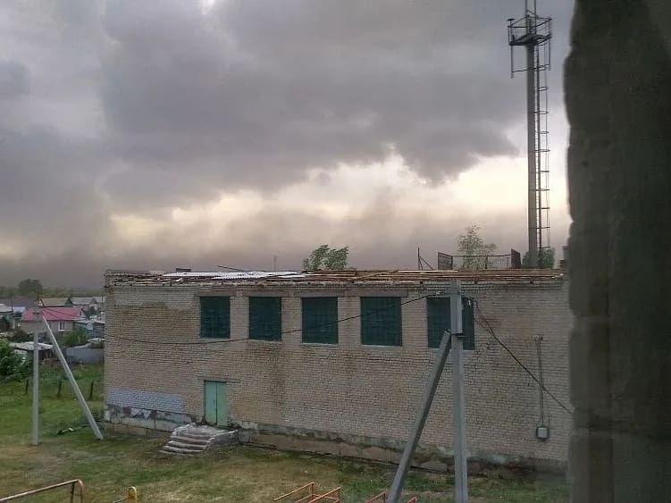 В районах Саратовской области, пострадавших от урагана, восстановлено электричество