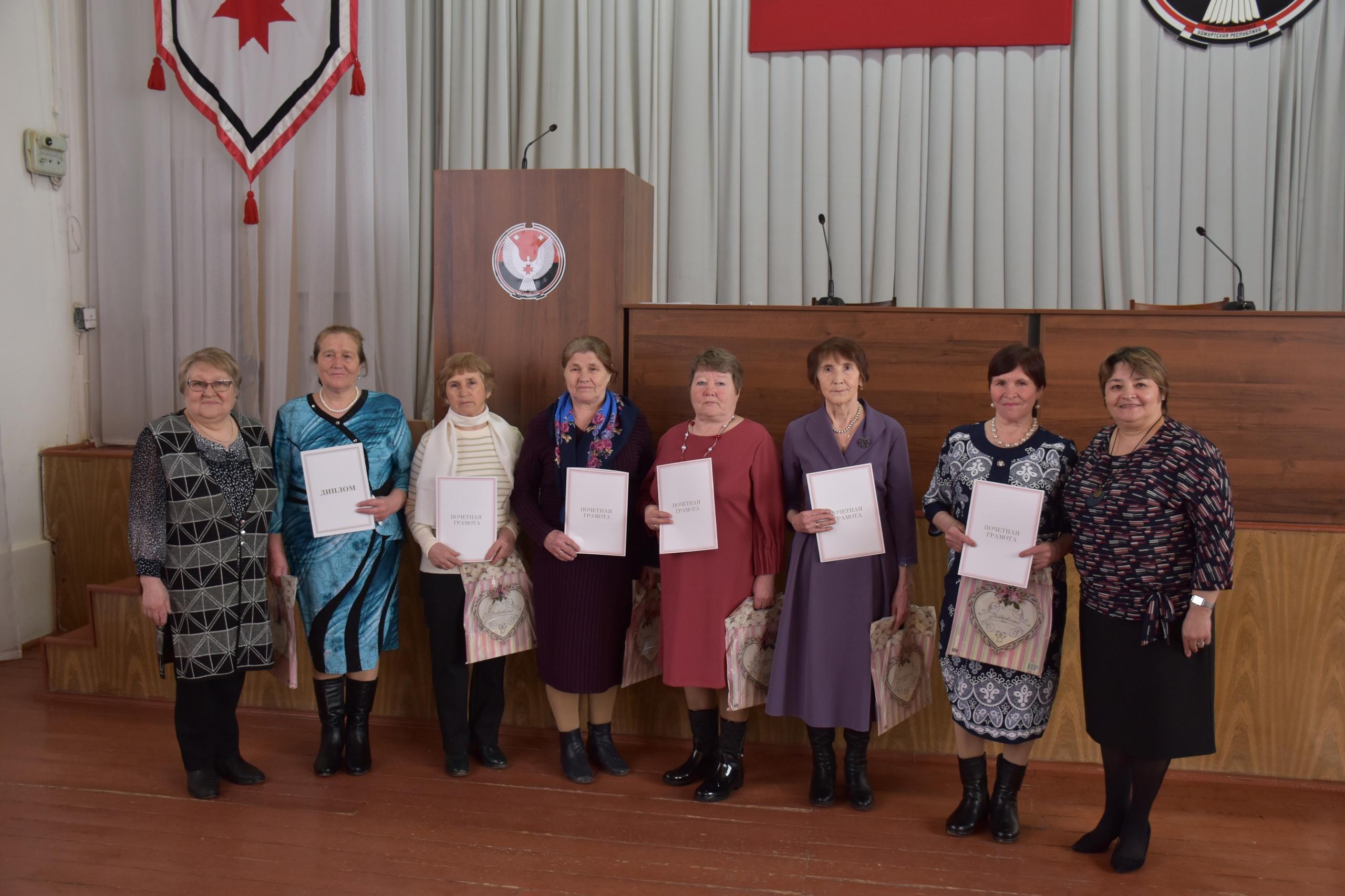 13 апреля состоялось пленарное заседание Можгинского районного