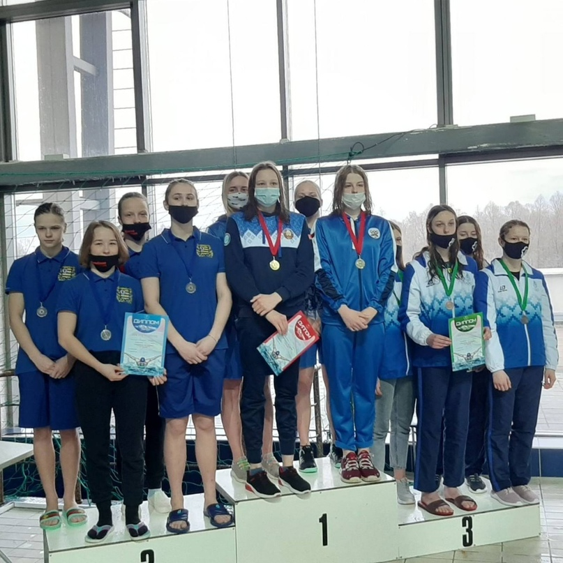 Олимпийские дни молодёжи РБ по плаванию, 16.03.2021г., изображение №4