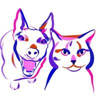 Логотип НАДО БРАТЬ!-благотворительный проект