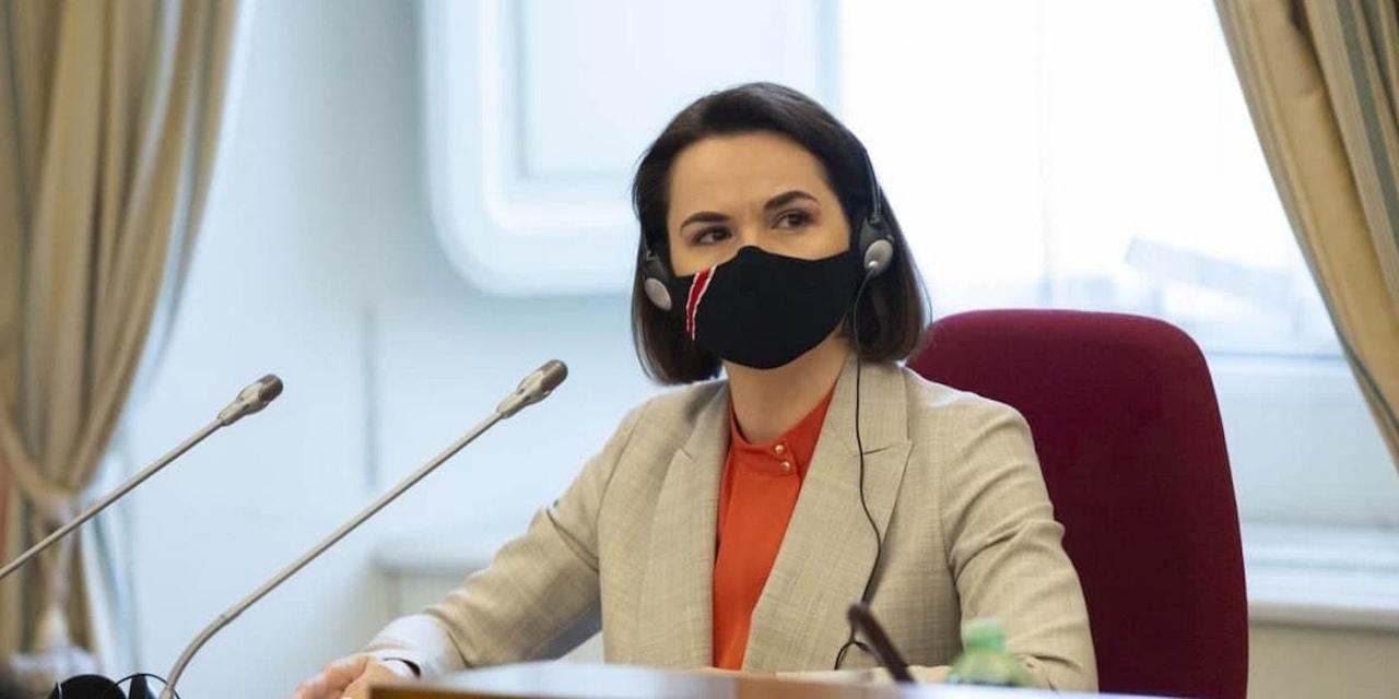 Тихановская собиралась в Минск? В штабе прокомментировали фотографию с авиабилетами