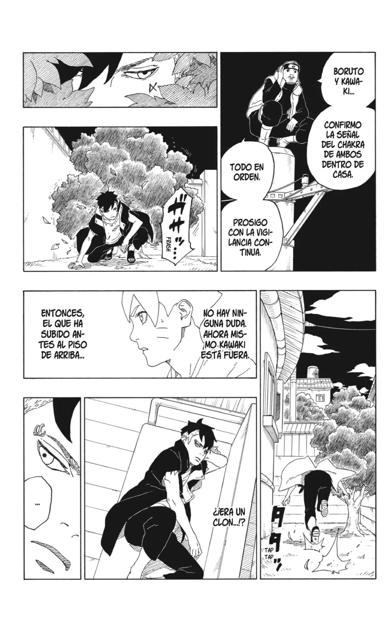 Boruto Manga Capitulo 61, image №28