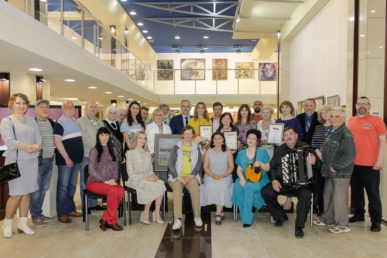В художественном музее «Арт-Донбасс» отметили Международный день музеев