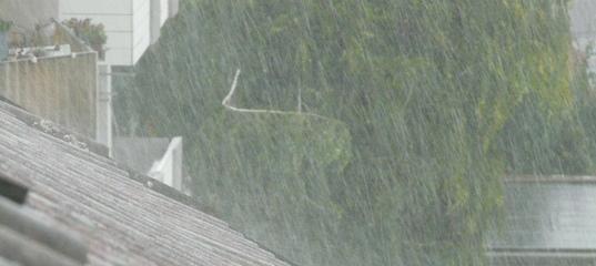 Штормовое предупреждение объявлено в Забайкалье 30 и 31 июля
