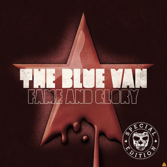 The Blue Van album Fame and Glory EP