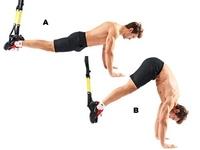 Комплекс упражнений на TRX