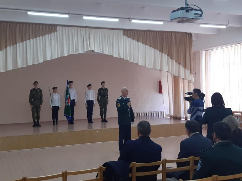 Приезд генерала В. И. Романова в г.Касли., изображение №3