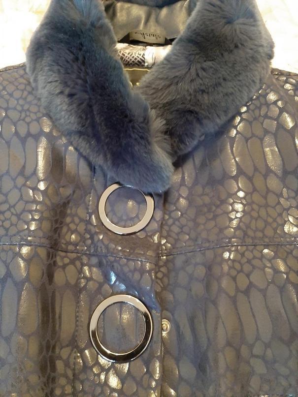 Кожаная куртка. Очень красивая. Цвет | Объявления Орска и Новотроицка №16785