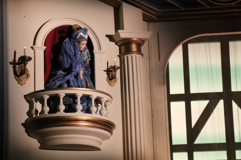 Спектакль «Золушка» Санкт-Петербургского театра марионеток им. Е.С. Деммени