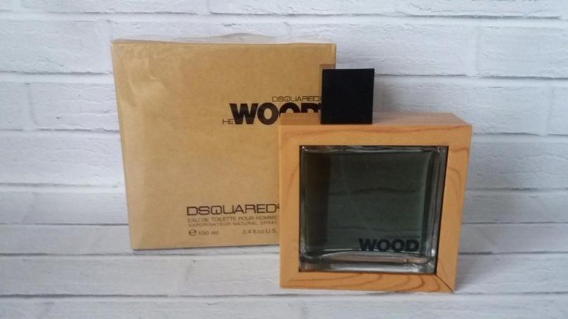 Dsquared2 He Wood (мужские) 100 ml. 1660 руб