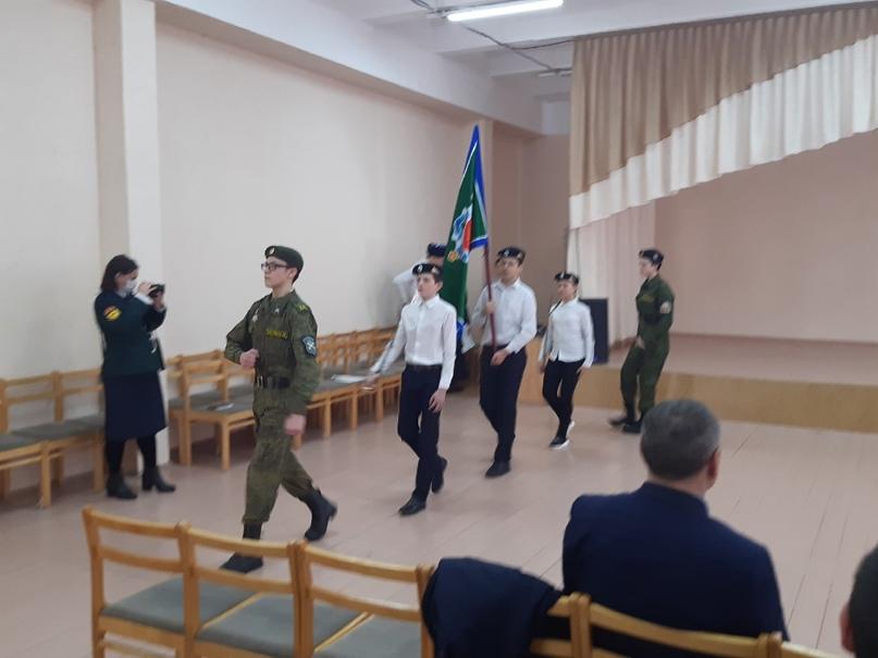 Приезд генерала В. И. Романова в г.Касли., изображение №7
