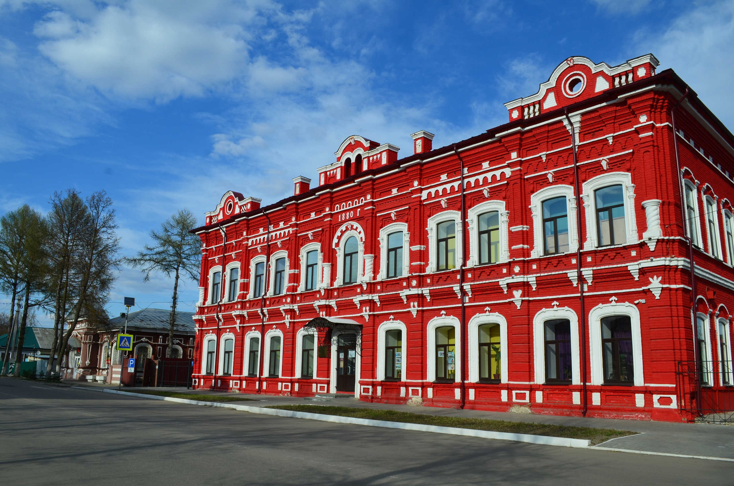 Музейный комплекс Петровска приглашает петровчан и гостей города на экскурсии