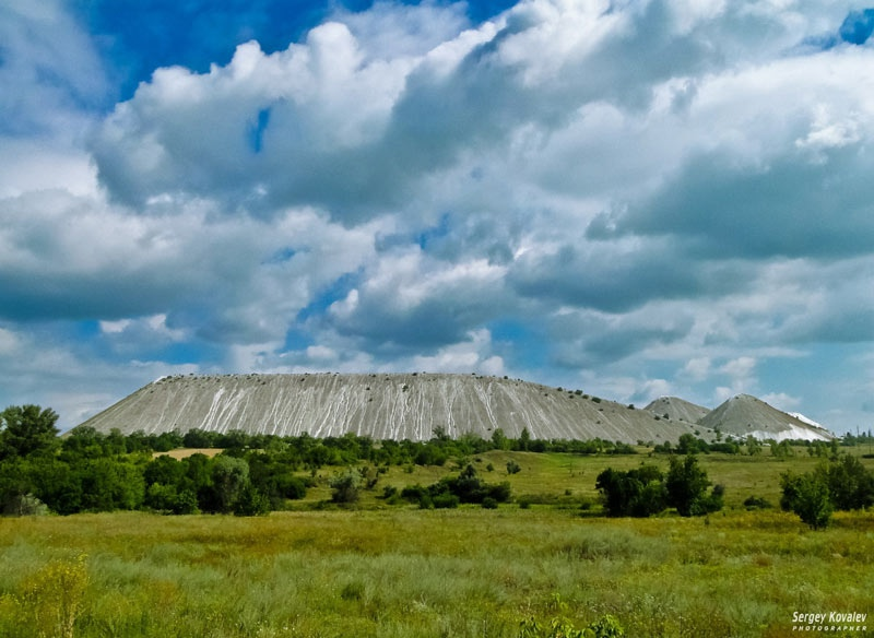 Земля один огромный древний карьер, изображение №88