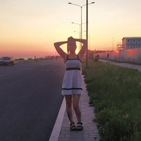Фотография Анастасии Сикорской