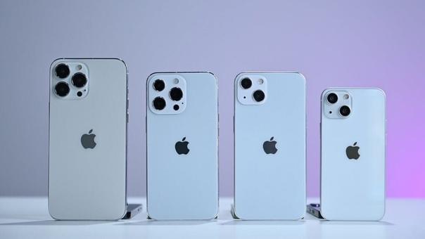 Apple представила свой новый смартфон IPhone 13 🔥 В этом ...