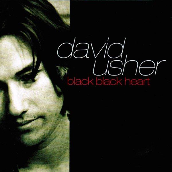 David Usher album Black black heart