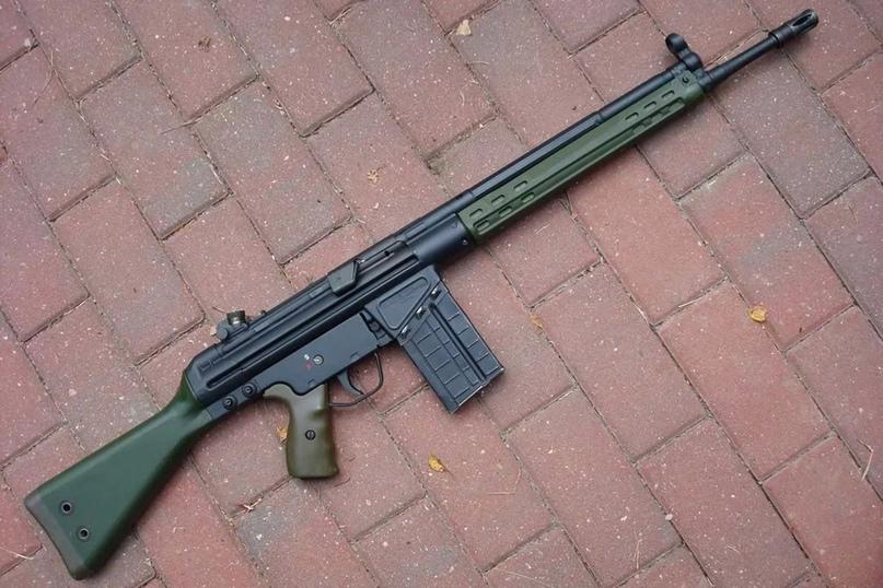 HK G3 (из откр. доступа)