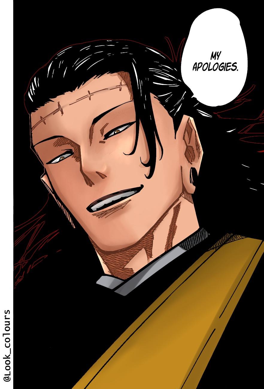 Jujutsu Kaisen Chapter 160, image №17