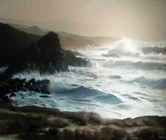 Французский художник-реалист. Alain Senez, изображение №18