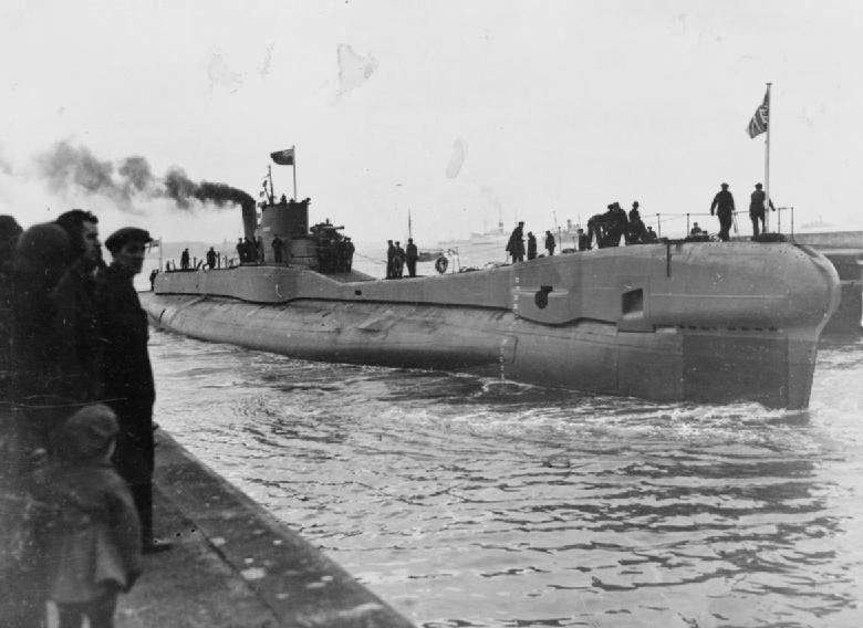 Британские подводные лодки в составе Северного флота (1941–1942 годы), изображение №1