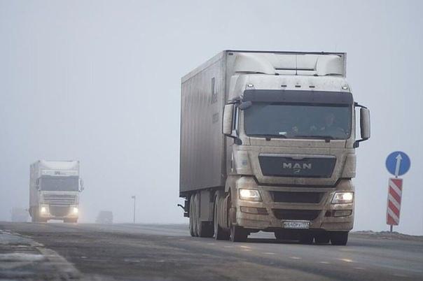‼️Движение большегрузов на региональных дорогах Забайкалья ограничат с конца апреля